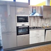 NetCucine - Cucina moderna lineare con elettrodomestici inclusi cod. 04