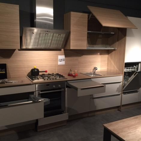 nolte cucine matrix 150 in offerta cucine a prezzi scontati. Black Bedroom Furniture Sets. Home Design Ideas