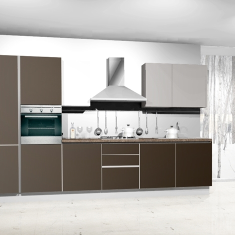 Cucine lineari prezzi perfect cucine in finta muratura - Mercatone uno cucine pronta consegna ...