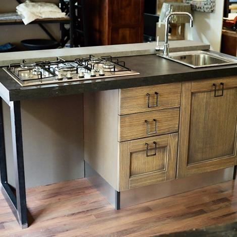 nuovi mondi cucine cucina cucina isola modello industrial
