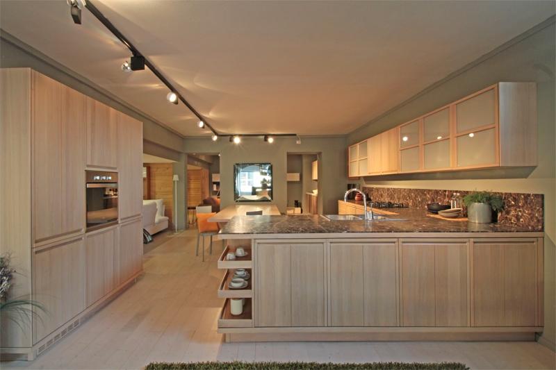 cucine di occasione : ... di grattarola struttura in legno massello ante e frontali in legno di