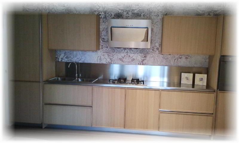 ... Rovere Light Marca: Del Tongo Modello: Cucina Creta Frame in Rovere