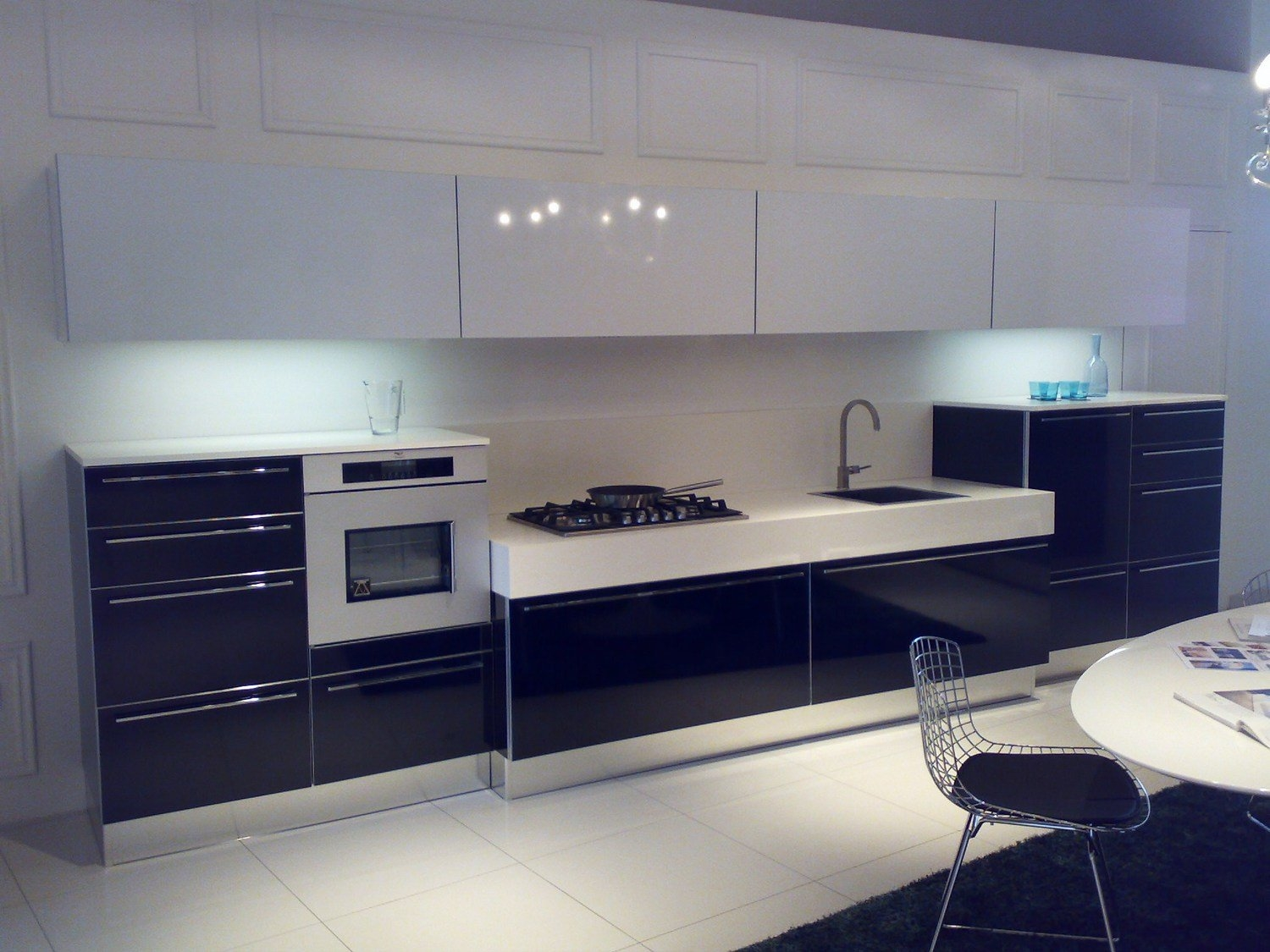 Cucine Minimal. Beautiful Full Size Of Kitchen Way To Set Up Kitchen ...