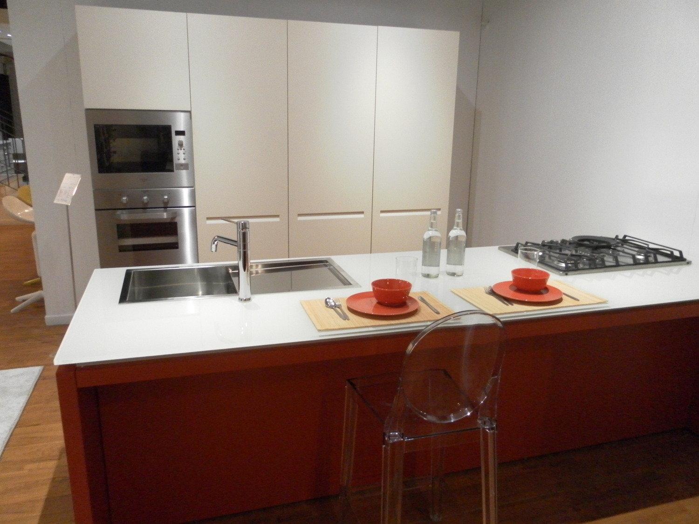 Occasione Outlet Cucina Varenna Modello Minimal Firmato Varenna  #39140E 1500 1125 Veneta Cucine O Varenna