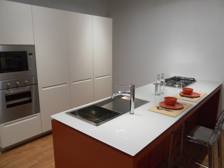 Occasione Outlet Cucina Varenna Modello Minimal Firmato Varenna  #602D1B 1500 1125 Veneta Cucine O Varenna