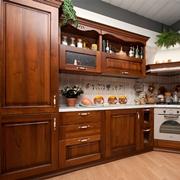 cucina in legno sottocosto