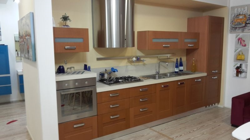 cucina in ciliegio scontata cucina in ciliegio. cucina in ...