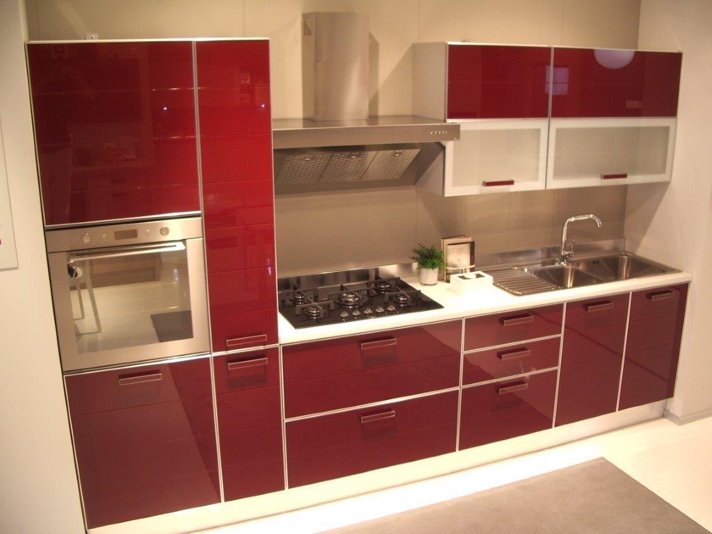 Cucina scavolini crystal vetro cucine a prezzi scontati - Prezzi cucine scavolini moderne ...