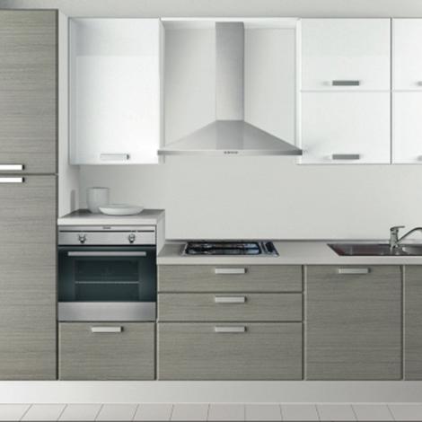 Offerta cucina 3.30m+top agglomerato - Cucine a prezzi scontati
