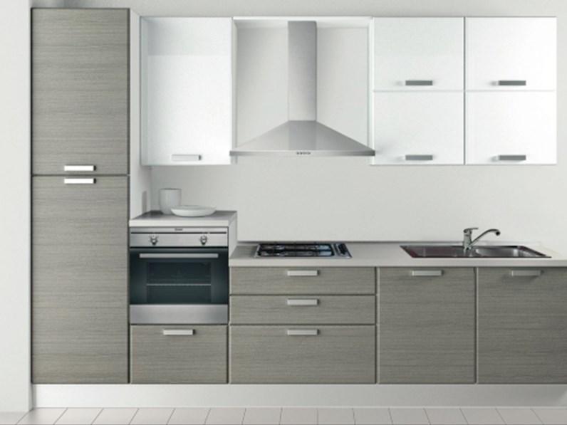 Offerta cucina 3.30m+top agglomerato