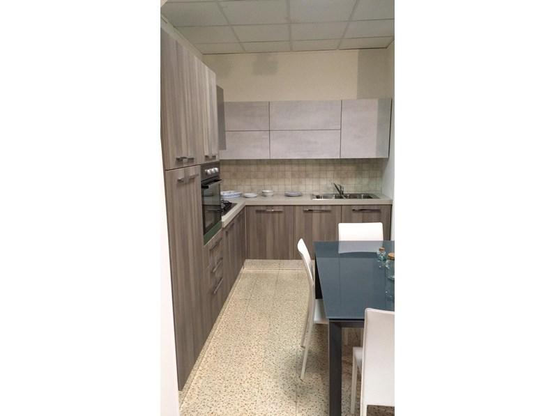 OFFERTA! Cucina ad angolo ASTRA CUCINE (misura 300x240cm) modello ...