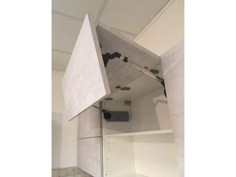 Offerta! cucina ad angolo astra cucine misura 300x240cm modello vela