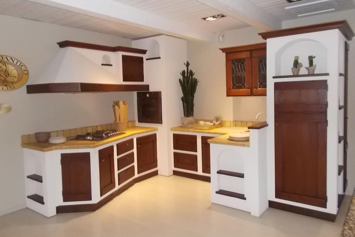 Emejing cucine antiche a legna pictures ideas design - Cucine muratura rustiche ...
