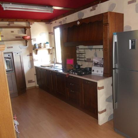 Offerta cucina di aran cucine 4617 cucine a prezzi scontati for Cucine di marca in offerta