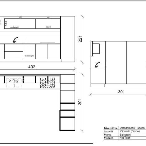 Disegna cucina casa online arredaclick blog amazing for Disegna il piano casa online