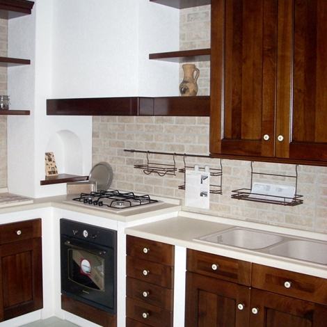 Offerta cucina in muratura cucine a prezzi scontati - Costo cucine in muratura ...