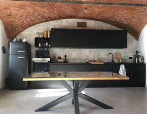 OFFERTA cucina lineare FENIX CUCINE STORE(Misura 420cm)