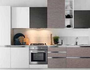 OFFERTA cucina lineare IRIS di CUCINESTORE (misura 330cm)