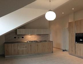 OFFERTA cucina lineare VINTAGE CUCINE STORE (misura 330cm)