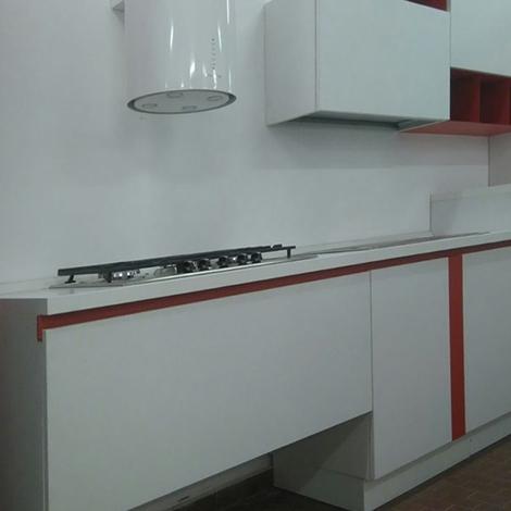 Offerta Cucina Lube Immagina laminato olmo bianco - Cucine a ...