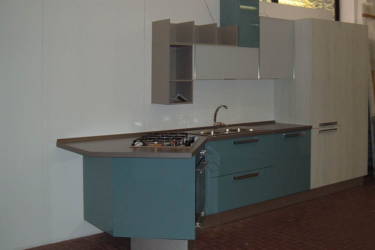 100+ [ Cucine Lube Swing Cucina Moderna Lube Swing Store Torino ...