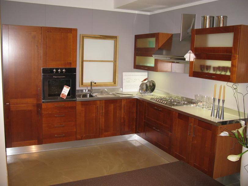 Offerta cucina scavolini carol cucine a prezzi scontati - Cucine in ciliegio moderne ...