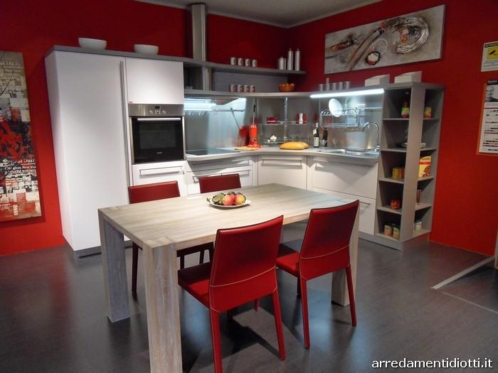 Cucina skyline di snaidero in prezzo affare cucine a - Prezzo cucina snaidero ...