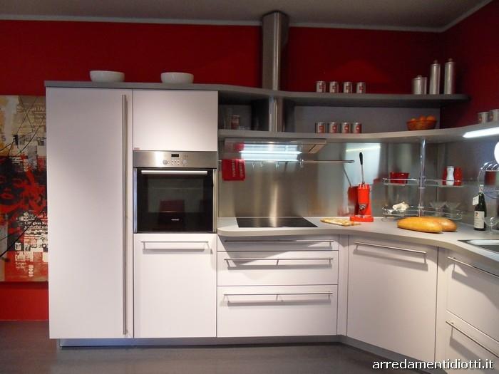 Cucina skyline di snaidero in prezzo affare cucine a - Cucine snaidero outlet ...