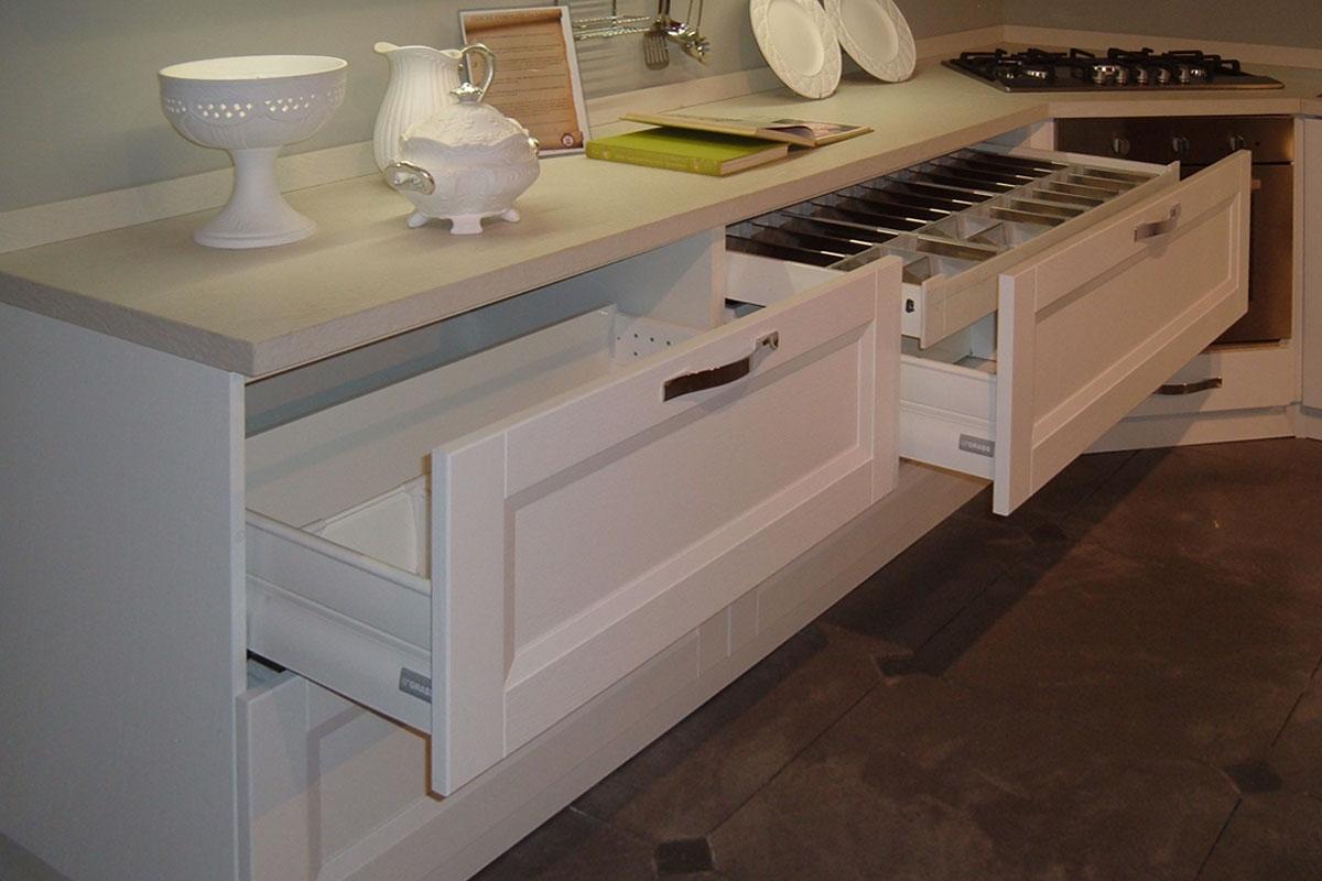 Offerta cucina stosa beverly impiallacciato biancospino - Cucina beverly stosa prezzi ...