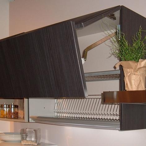 Offerta Cucina Stosa Replay polimerico pino nero e pino sabbia ...