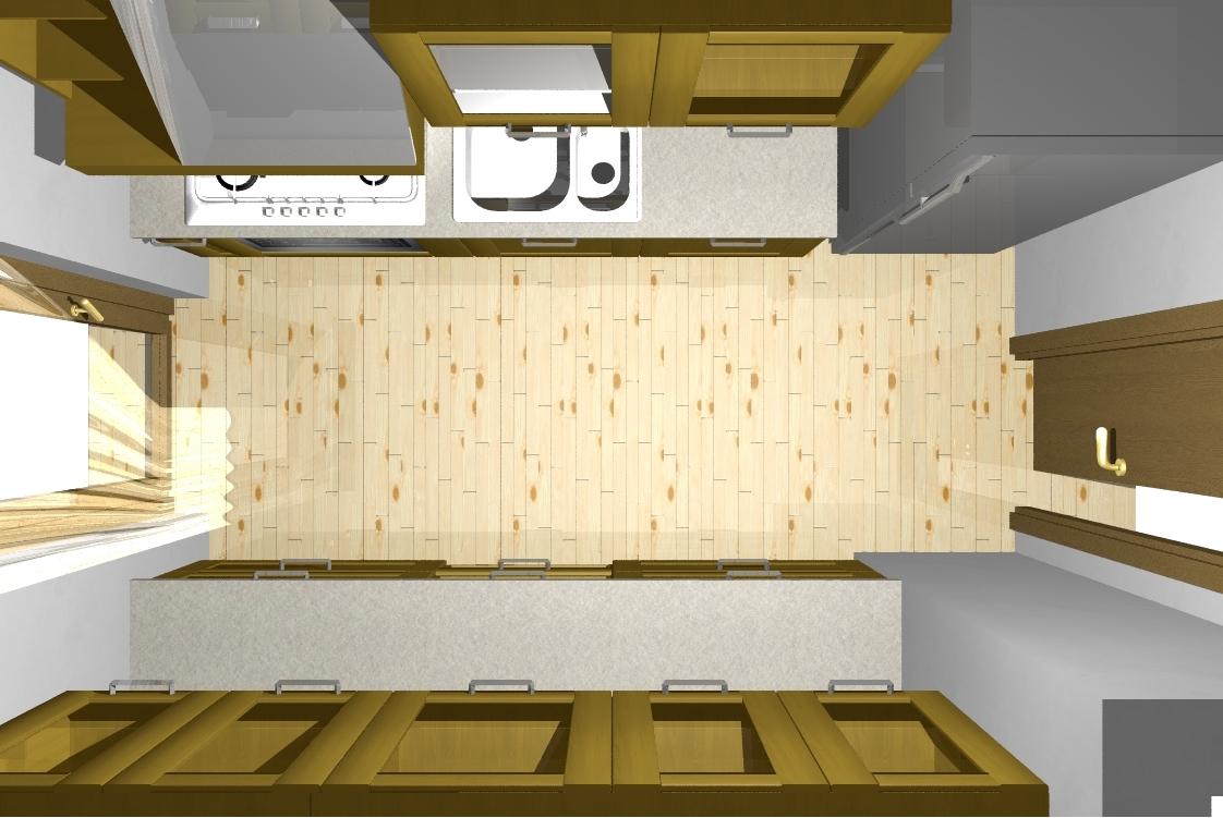 Mobili cucina da esposizione design casa creativa e - Cucina 1000 euro ...
