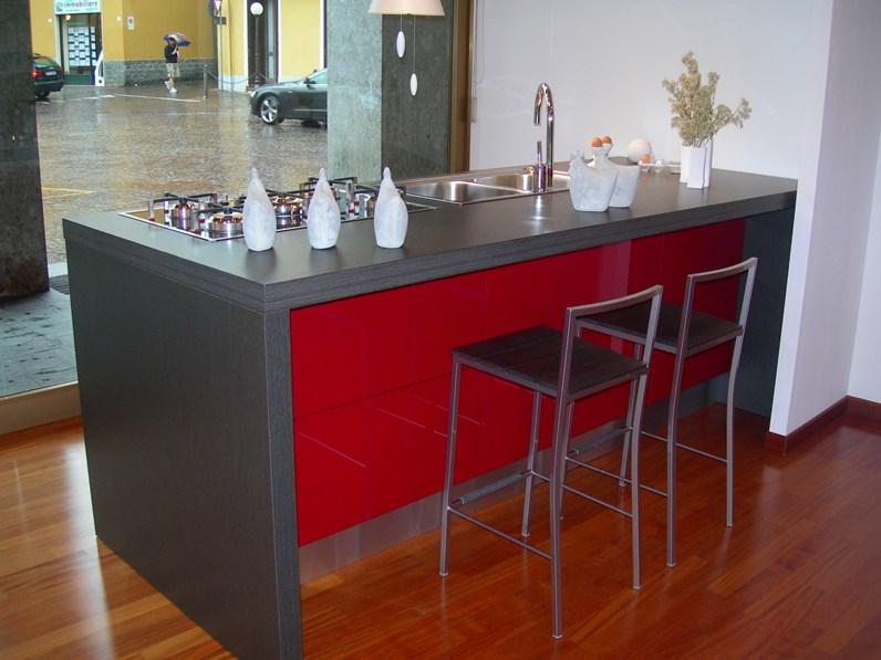 modello flirt scavolini Outlet cucine - scavolini flux marca: scavolini: modello: flux: finitura: laccato lucido: misure: 300+120: materiale top.