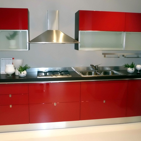 Stunning Cucina Rossa Scavolini Photos - Embercreative.us ...
