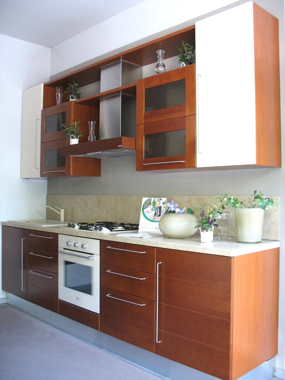 Offerta scavolini carol legno 4027 cucine a prezzi scontati for Scavolini prezzi