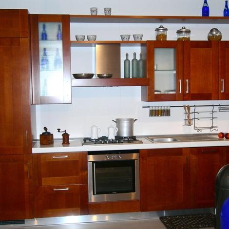 Offerta scavolini carol legno 4600 cucine a prezzi scontati - Cucina scavolini carol ...