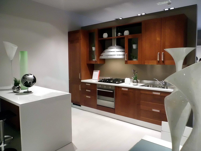 Offerta scavolini carol telaio cucine a prezzi scontati - Cucine ciliegio moderne ...
