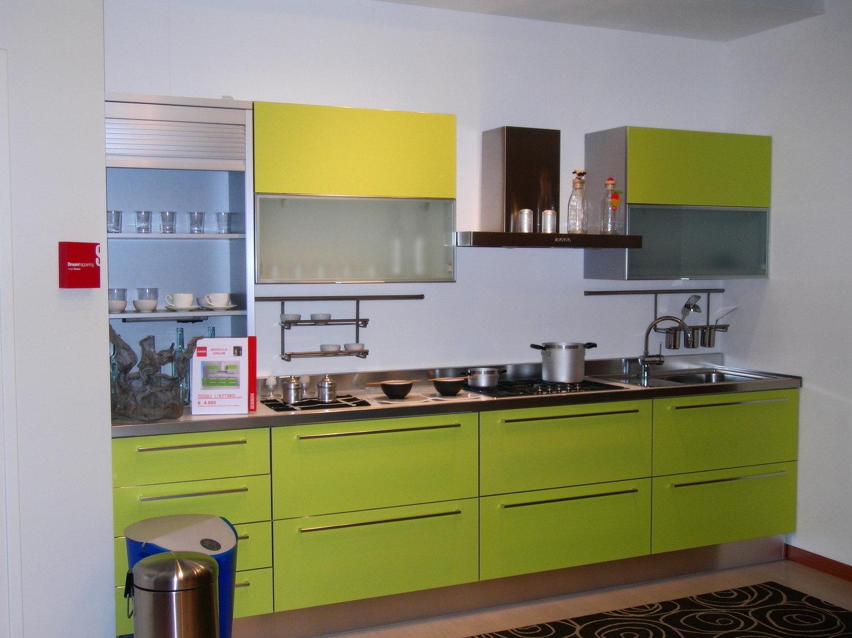 Offerta scavolini dream gialla cucine a prezzi scontati - Prezzi cucine scavolini moderne ...