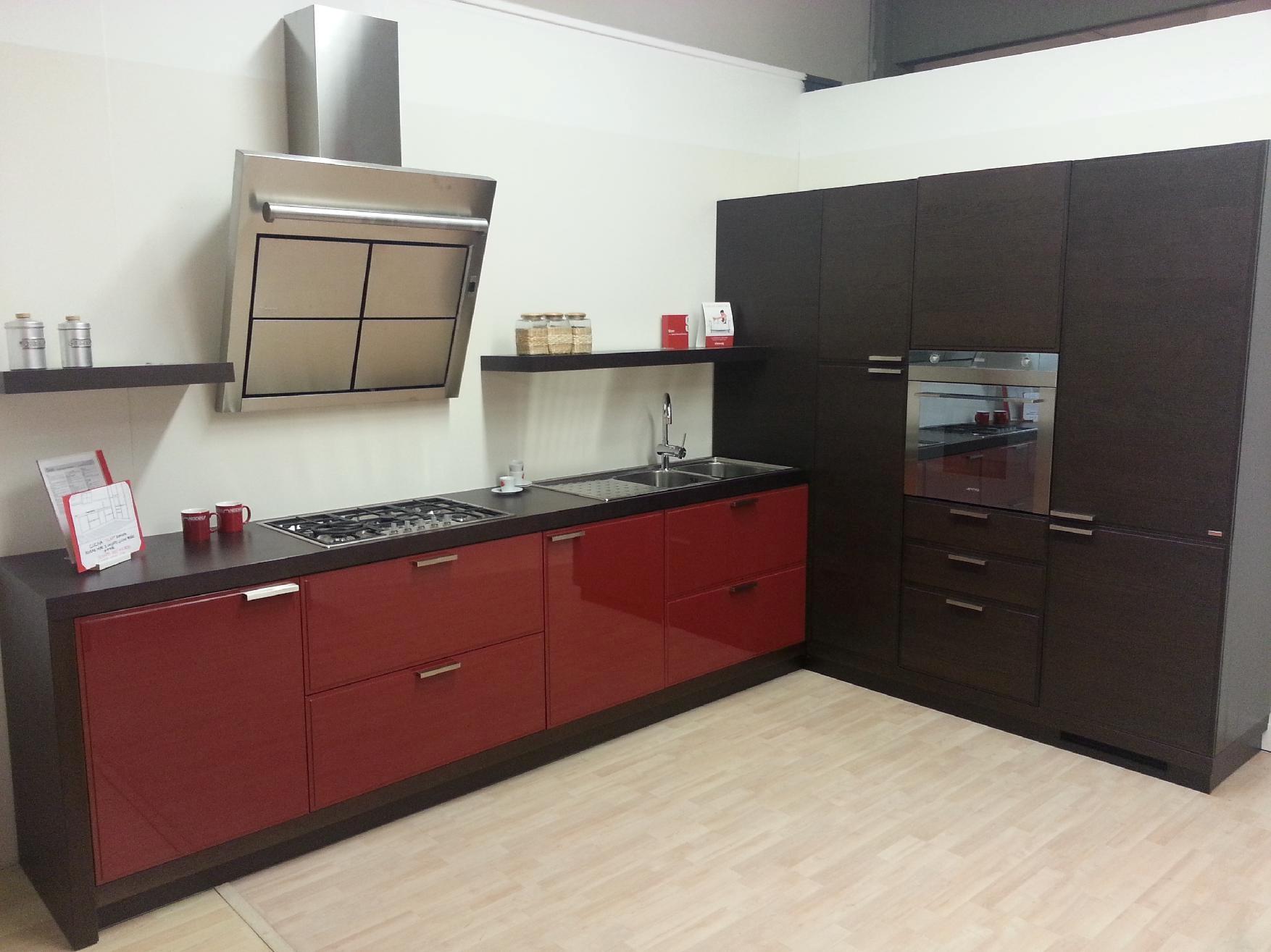 Cucina Rossa Scavolini - Idee Per La Casa - Douglasfalls.com