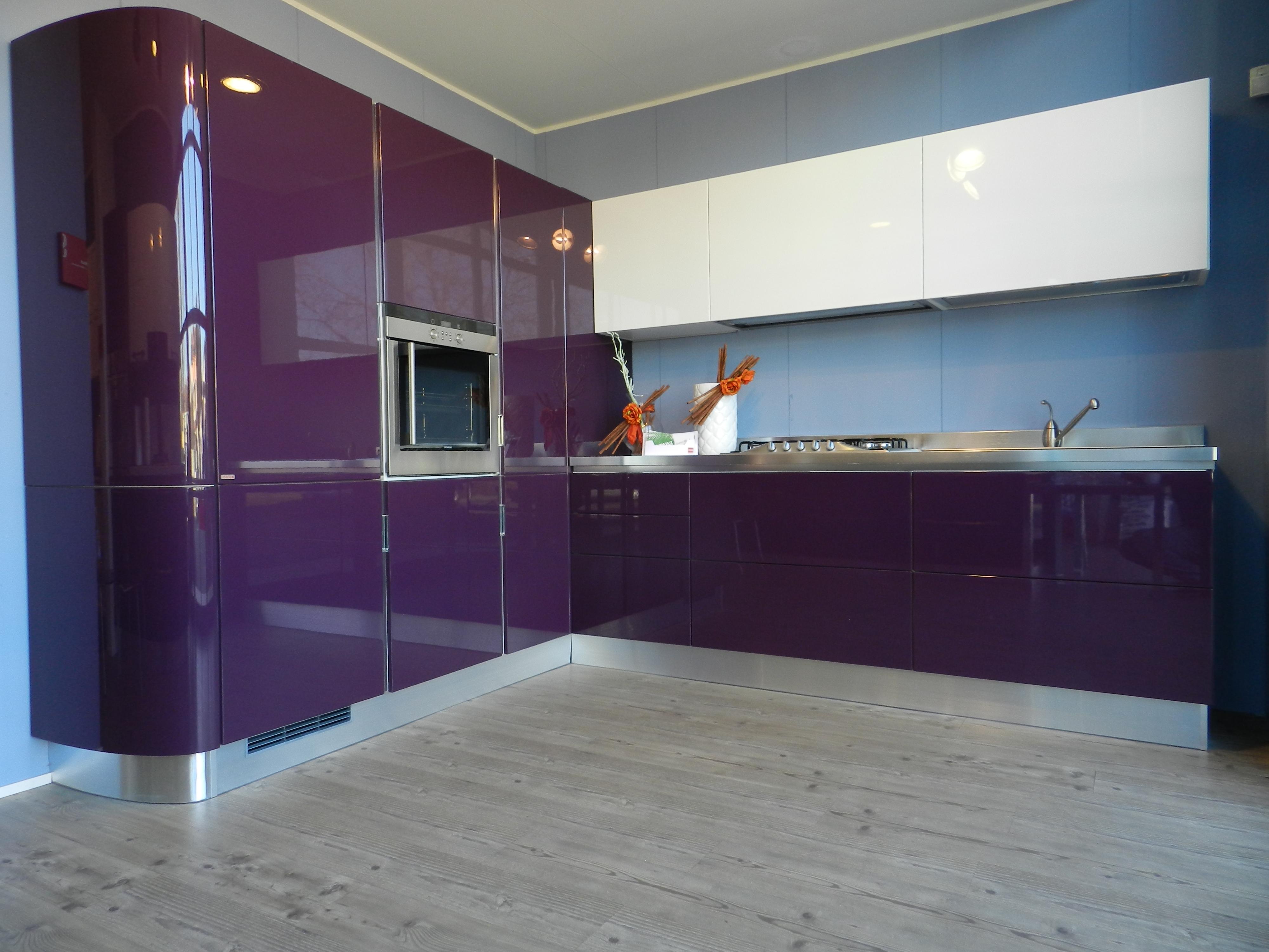 Mobiletto Cucina Color Melanzana - Mobiletto Cucina Color Melanzana Fenrez Com Sammlung Von [mjhdah]http://www.arredook.it/wp-content/uploads/2012/10/MEG_melanzana.jpg