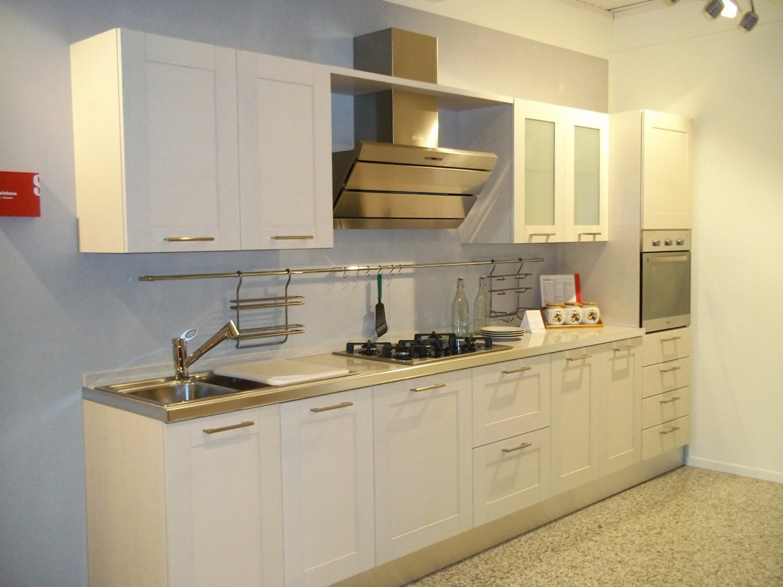 Cucina Rovere Bianco. Veneta Cucine Cucina Mod Dialogo In Legno Di ...