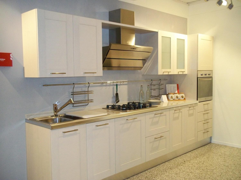 Cucine Scavolini Rainbow : Cucina scavolini rainbow moderna rovere bianco cucine a
