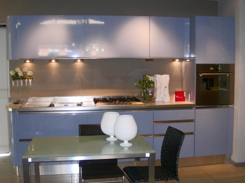 Cucine Scavolini Tess : Offerta scavolini tess azzurra cucine a prezzi scontati