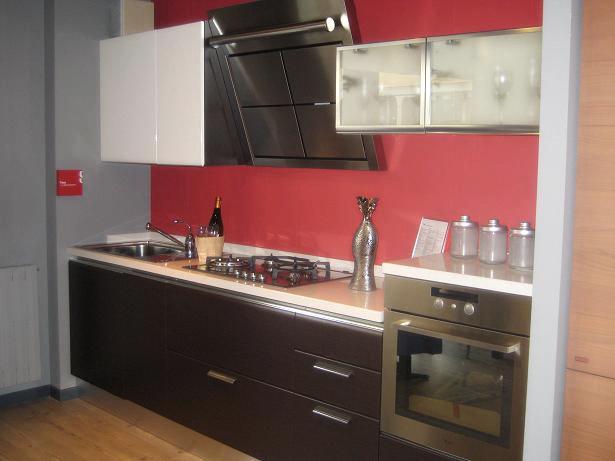 Offerta Scavolini Tess Rovere 4158 - Cucine a prezzi scontati