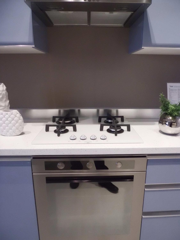 Offerta tess azzurra scavolini cucine a prezzi scontati - Fornelli cucina ...