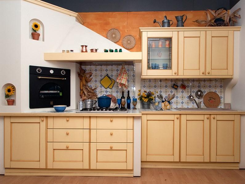 Stunning cucine in muratura in offerta ideas for Cucine sottocosto