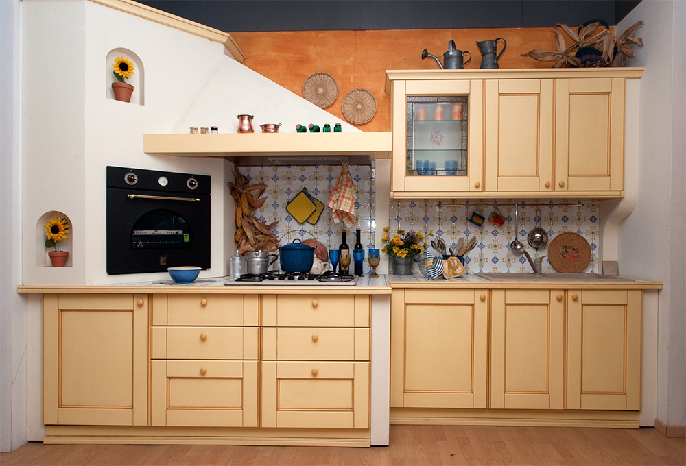 Cucina in muratura sottocosto cucine a prezzi scontati for Cucine sottocosto