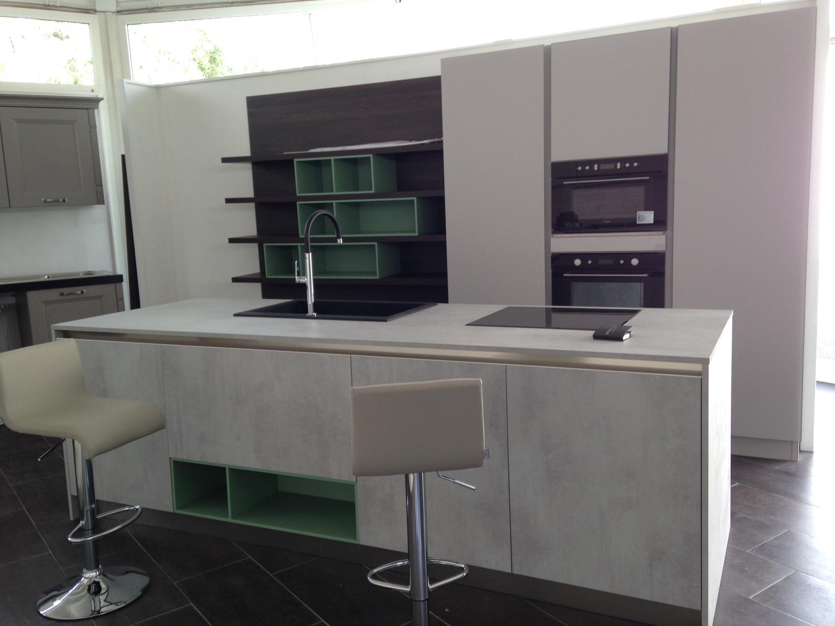 Cucine in offerta Roma: Plana glass Arredo3 scontata del 50 ...