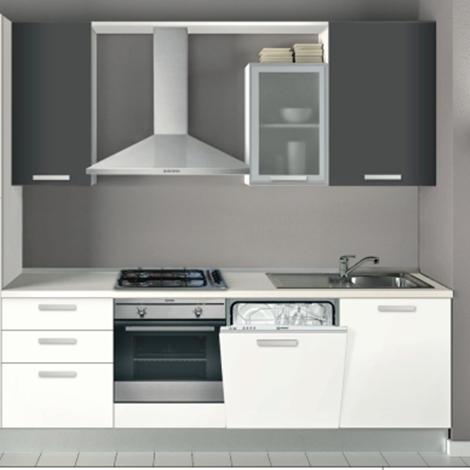 Cucine Componibili 2 Metri: Cucine componibili » net ispirazioni design. 4 5 metri di cucina ...