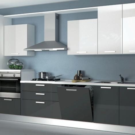 cucina moderna 5 metri lineari : Cucina 3 Metri Completa Di Elettrodomestici Cucina 3 Metri Completa Di ...