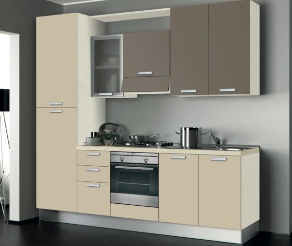 Offertissima cucina mtl 2.55 compresa di elettrodomestici - Cucine ...